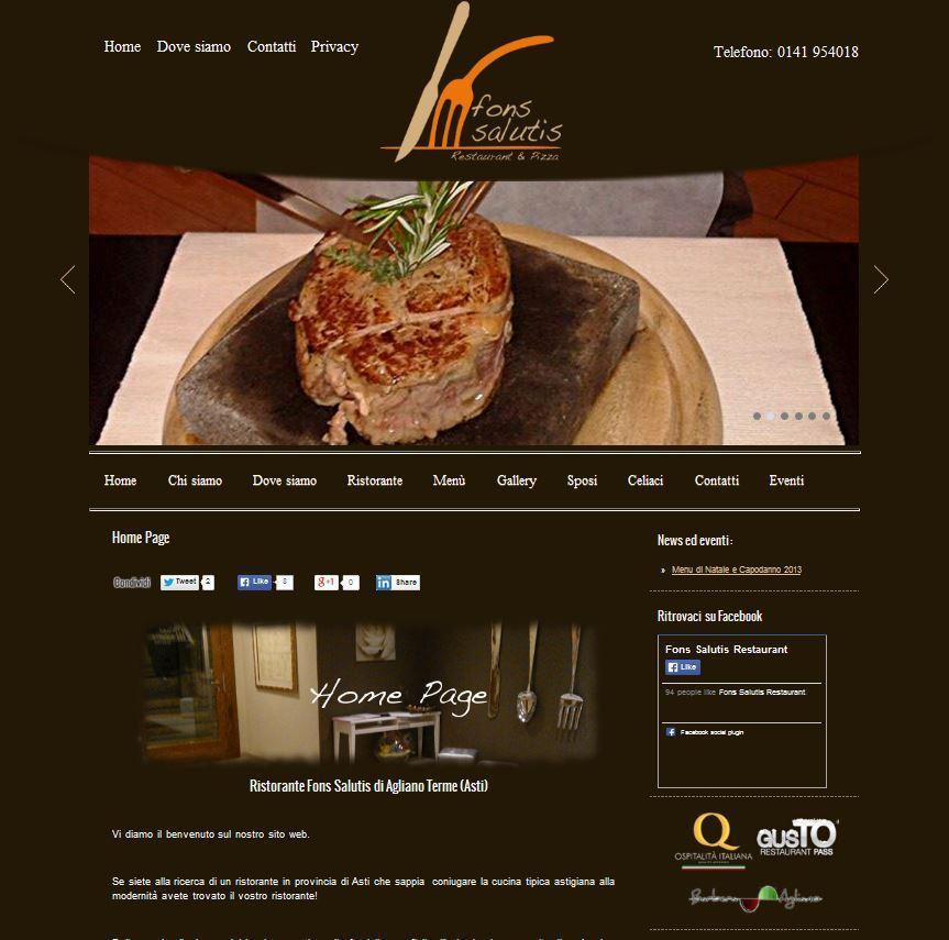 www.ristorantefonssalutis.it