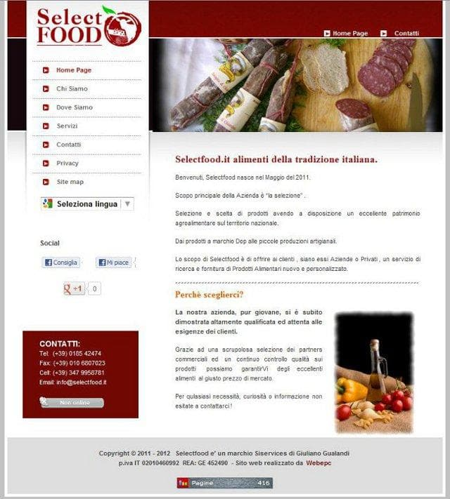 selectfood