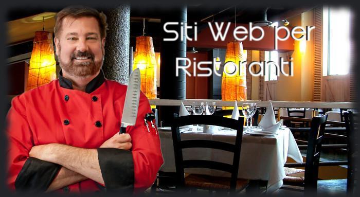 creazione siti internet per ristoranti