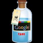 google fake