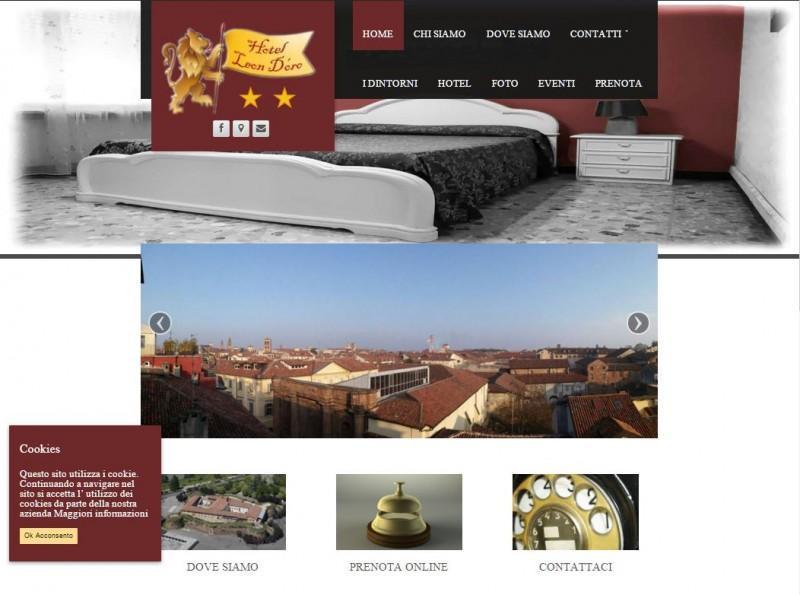 hotelacasalemonferrato.com