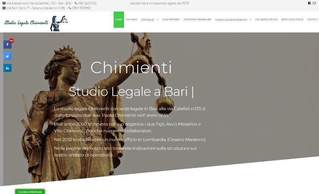 Studioavvocatichimienti.com