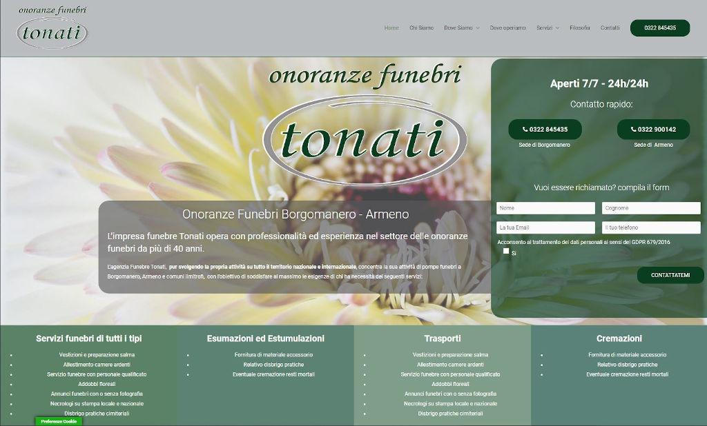 Onoranzefunebritonati.com