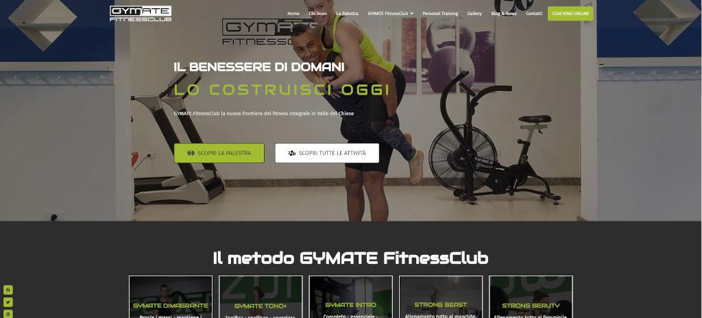 Gymatefitnessclub.com