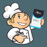 menu ristorante online